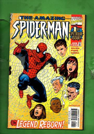 The Amazing Spider-Man Vol. 2 #1 Jan 99