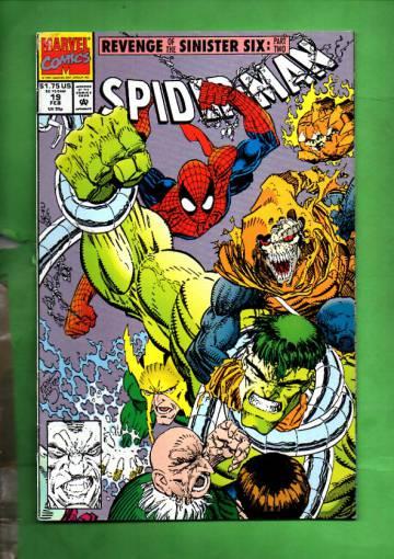 Spider-Man Vol. 1, No. 19, February 1992