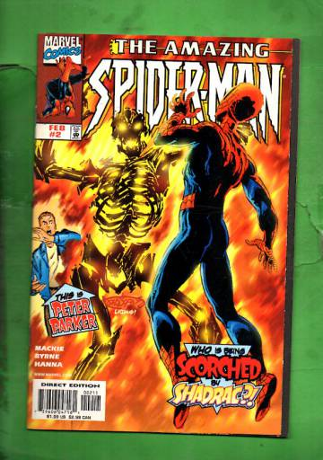 The Amazing Spider-Man Vol. 2 #2 Feb 99