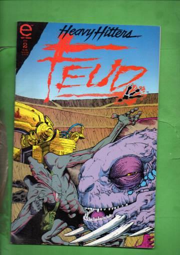 Feud Vol. 1 #2 Aug 93