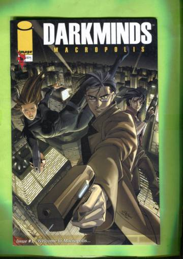 Darkminds: Macropolis Vol. 3 #1 Jan 02