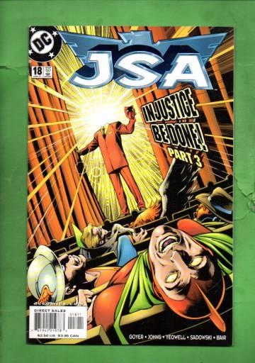 JSA #18 Jan 01