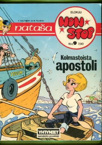 Non Stop 9 (albumi 6) - Natasha: Kolmastoista apostoli