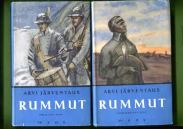 Rummut - Historiallinen romaani 1808-1809 vuoden sodasta 1-2
