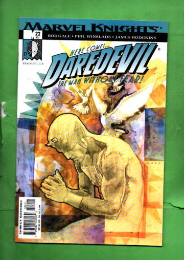 Daredevil Vol. 2 # 22 Oct 01
