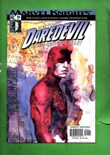 Daredevil Vol. 2 #24 Nov 01