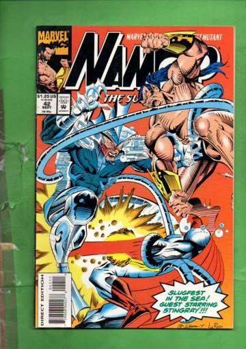 Namor, The Sub-Mariner Vol. 1 #42 Sep 93
