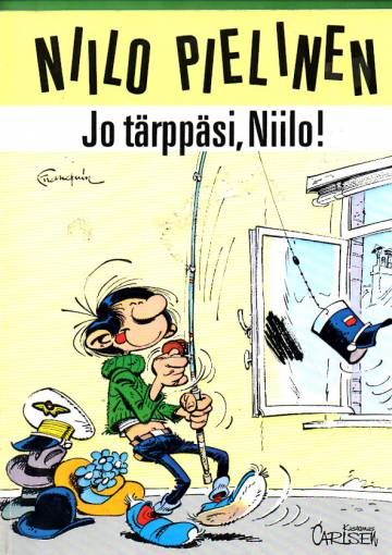Niilo Pielinen 4 - Jo tärppäsi, Niilo!