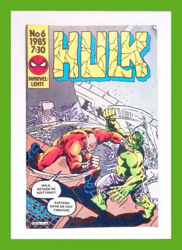 Hulk 6/85
