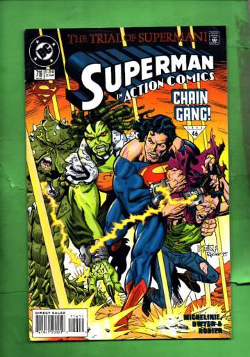 Action Comics #716 Dec 95