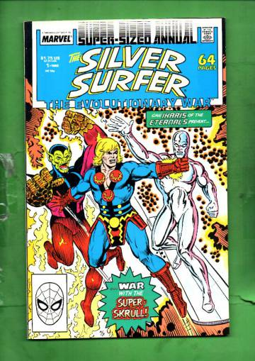 Silver Surfer Annual Vol. 1 #1 88