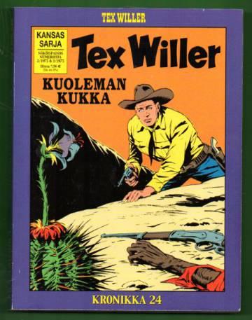 Tex Willer -kronikka 24 - Kuoleman kukka & Meskalerot