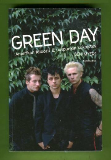 Green Day - Amerikan idiootit & uuspunkin kukoistus