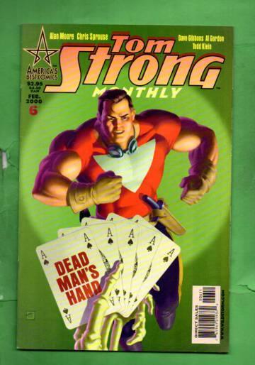 Tom Strong #6 Feb 00