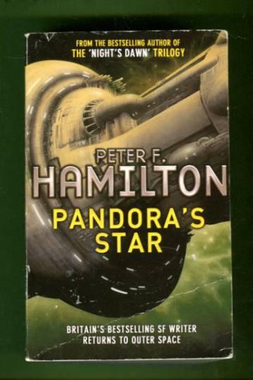 Pandora's Star - Part One of the Commonwealth Saga