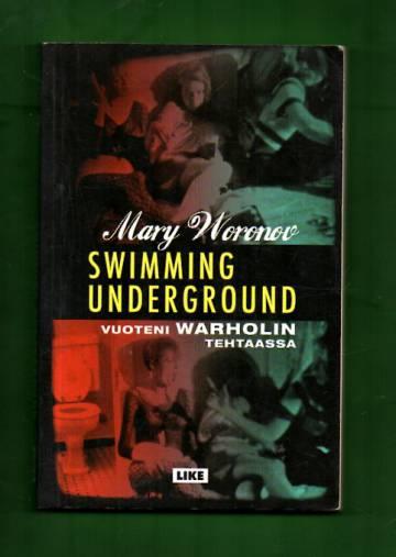 Swimming Underground - Vuoteni Warholin tehtaassa