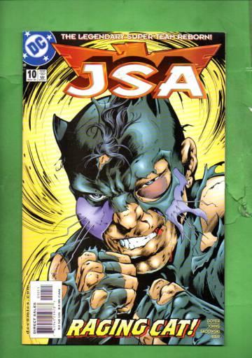 JSA #10 May 00