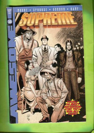 Supreme Vol. 3 #55  Nov 97