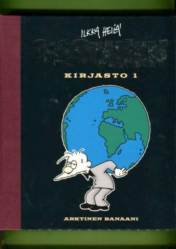 B. Virtanen - Kirjasto 1