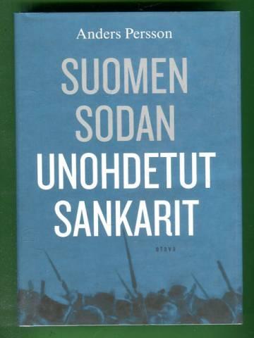Suomen sodan unohdetut sankarit
