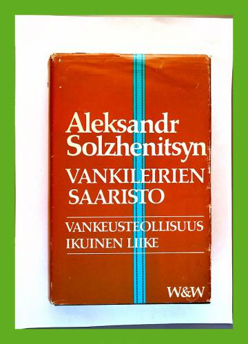 Vankileirien saaristo I-II - (Arhipelag Gulag) 1918-1956: Taiteellisen tutkimuksen kokeilu