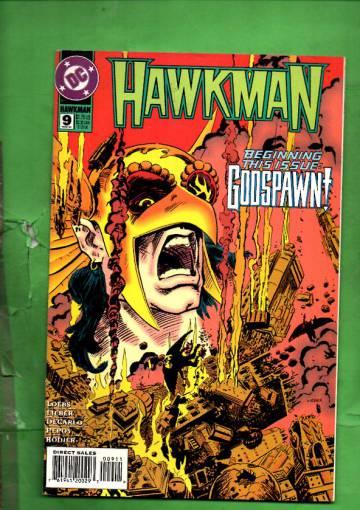 Hawkman #9 May 94