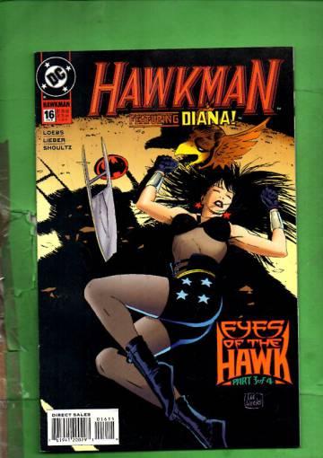 Hawkman #16 Jan 95