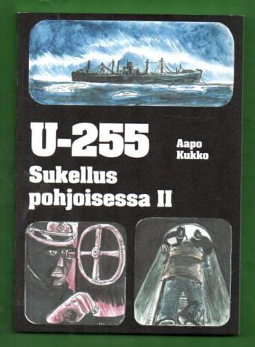 U-255 - Sukellus pohjoisessa 2