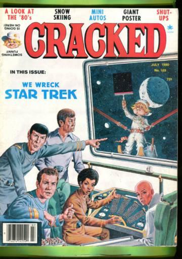 Cracked #169 Jul 80