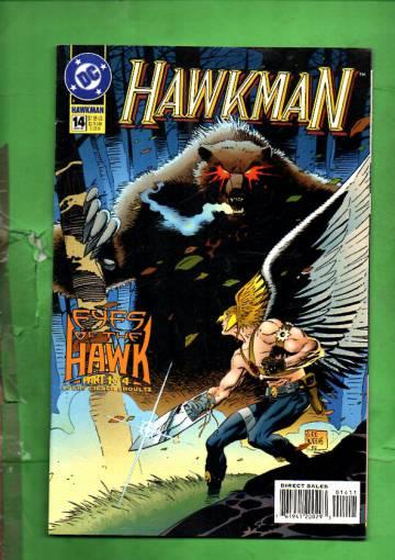 Hawkman #14 Nov 94