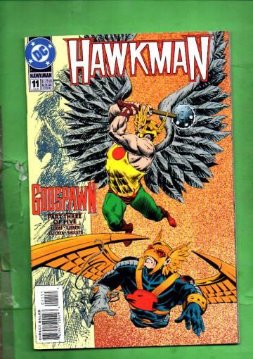 Hawkman #11 Jul 94