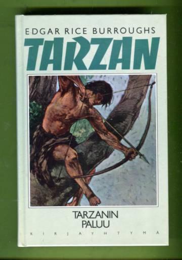 Tarzan 2 - Tarzanin paluu