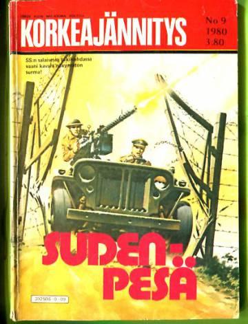 Korkeajännitys 9/80 - Sudenpesä