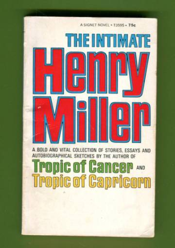 The Intimate Henry Miller