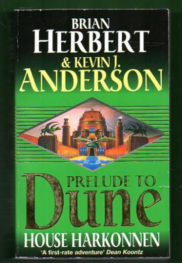 Prelude to Dune 2 - House Harkonnen