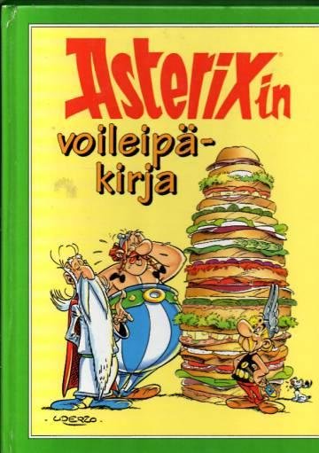 Asterixin voileipäkirja - Reseptejä pienille gallialaisille herkkusuille