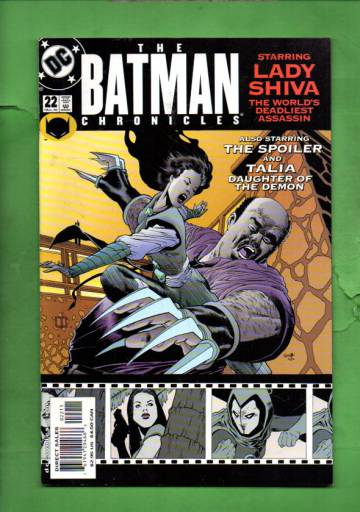 The Batman Chronicles #22 Fall 00