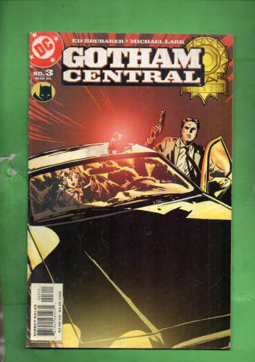 Gotham Central 3, March 2003