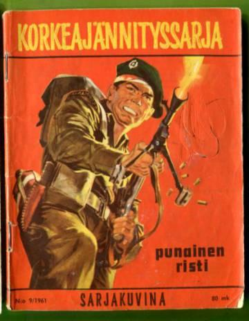 Korkeajännityssarja 9/61 - Punainen risti