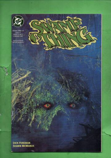 Swamp Thing #116 Feb 92