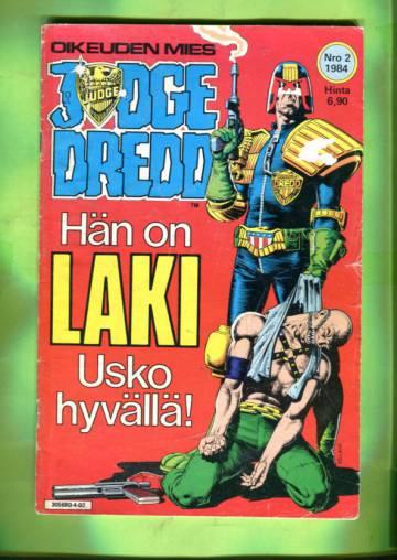 Judge Dredd 2/84