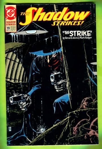 The Shadow Strikes #19 May 91