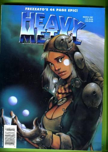 Heavy Metal / March 1997