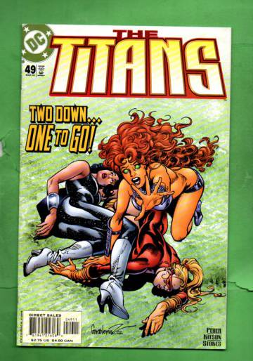 The Titans #49 Mar 03