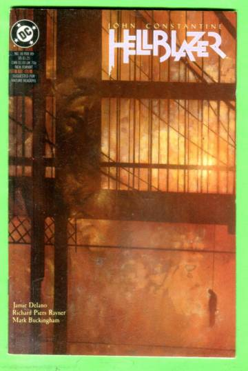 Hellblazer 16, February 1989
