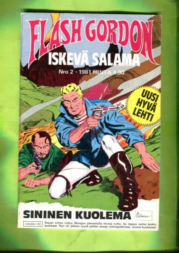 Flash Gordon 2/81