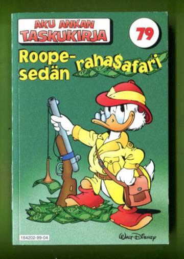 Aku Ankan taskukirja 79 - Roope-sedän rahasafari