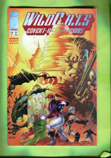 WildC.A.T.s #16 Dec 94