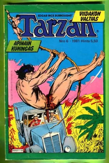 Tarzan 6/81