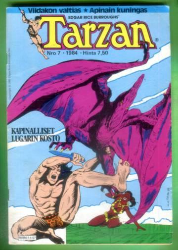 Tarzan 7/84